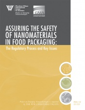 Cover: Assuring the safety of nanomaterials in food packaging