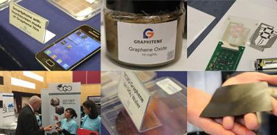 Cambridge Graphene Technology Day (Photo: Francis Sedgemore/Cambridge Graphene Centre)