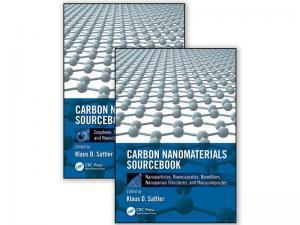 Carbon Nanomaterials Sourcebook, Two-Volume Set by Klaus Sattler